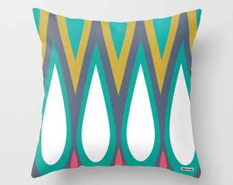 Decorative throw pillow cover - Modern pillow cover - Couch pillow - Scandinavian Decorative pillow