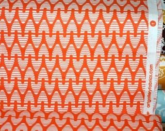 "1 yard 28"" Sweet As Honey - Honey House Peach Beehive - Art Gallery Fabric"