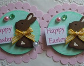 Spring/Easter Bunny Embellishments