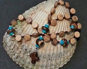 Sandhills Rosary, Anglican Rosary, wooden rosary