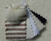 Swatch Samples Hemp And Organic Cotton Muslin Hemp And Silk Hemp Canvas Natural Wool Textile Try Before You Buy