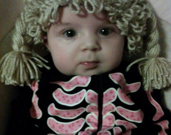 Baby beanies!