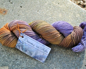Contemplation - Merino/Nylon Superwash Sock Yarn