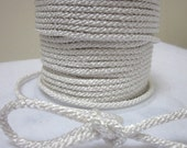 3 Metres 4mm Ivory Lacing Cord