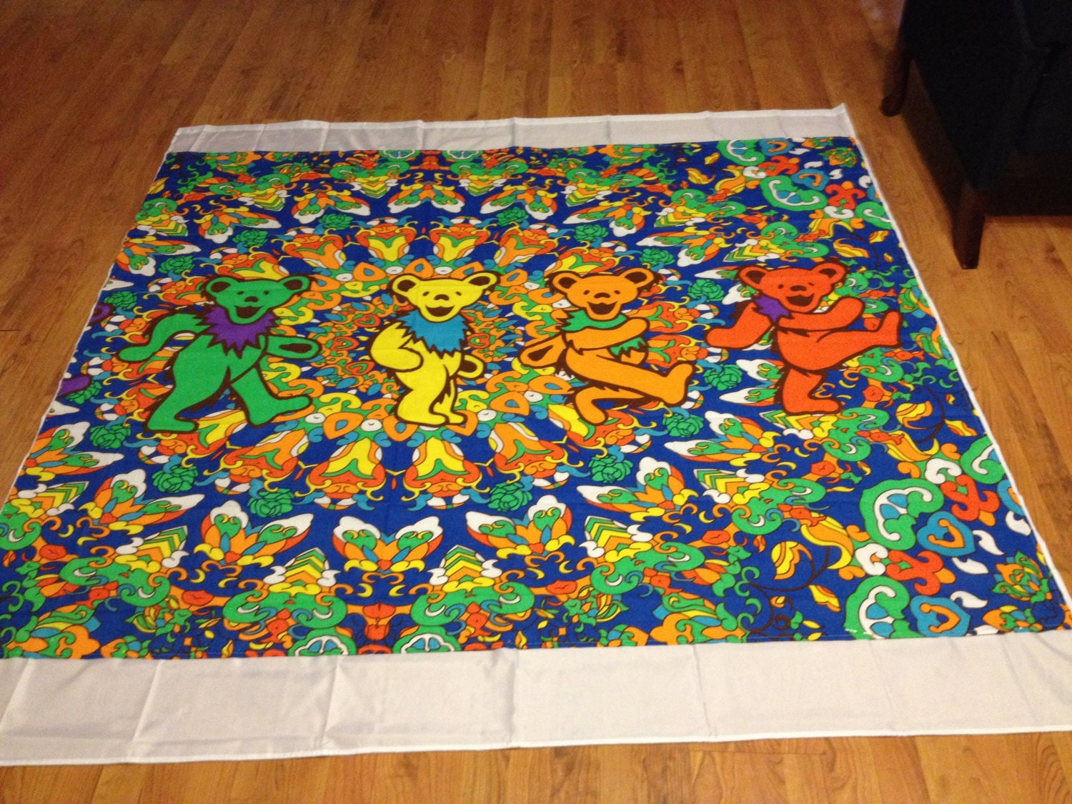 Custom Made To Order Grateful Dead Shower Curtain And Bath