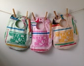 New Kids on the Block Baby Bib - 80s Baby Gift