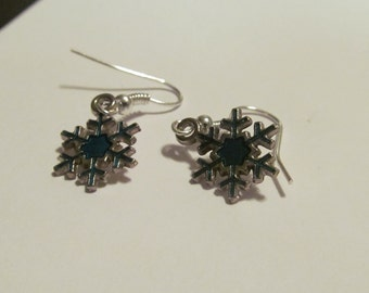 snow flake dangles