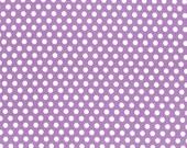 KISS DOT by Michael Miller Fabrics - in Purple
