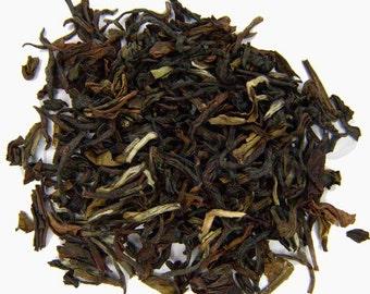Organic Darjeeling tea (1st flush) black tea, green tea 50 cups