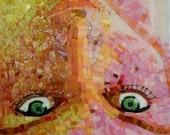 Eyes 2 - Micromosaic