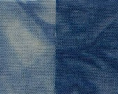 Starr Design 4 Pack Fat Quarters Mediterranean Blue Hand Dyed Cotton Fabrics