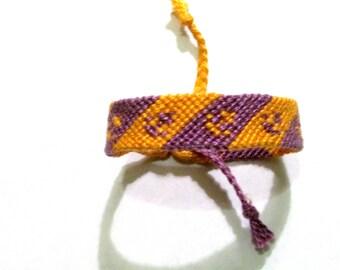 Anchor Handmade Friendship Bracelet