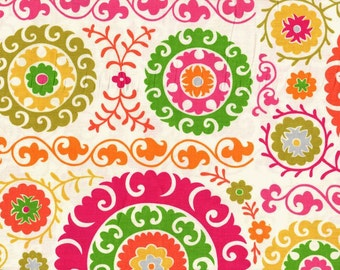 Riley Blake • Bukhara • pink • Cotton Fabric 0.54yd (0,5m) 001582