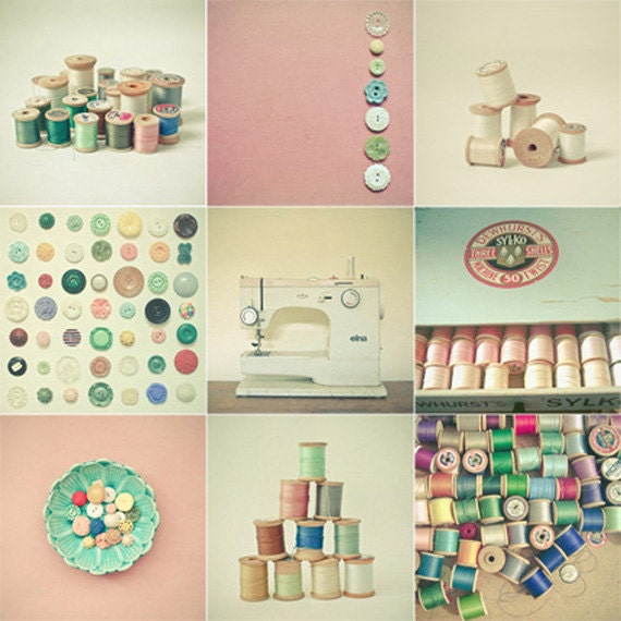 Image Result For Wall Decor For Sewing Room