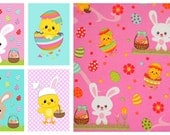 Easter Bunny  fabric and choose 1  panel