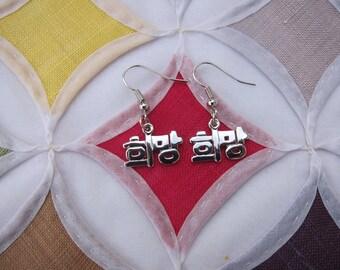 """Korean """"Hope"""" Earrings"""