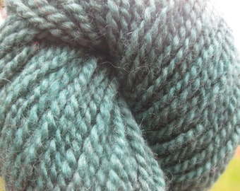 Flock Master Worsted Spruce green