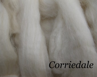 Corriedale Combed top