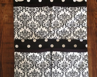 Choose Your Fabric Wall Organizer With Pockets