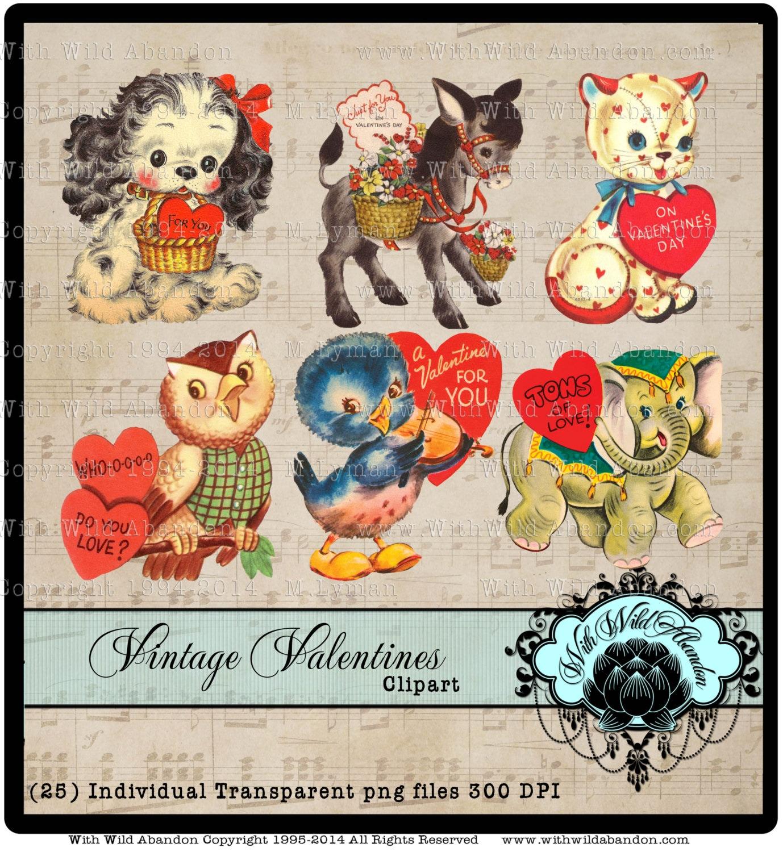 vintage valentines printable valentines valentine clipart