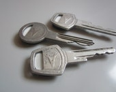 CHRYSLER Key Magnets DODGE PLYMOUTH - Forward Look