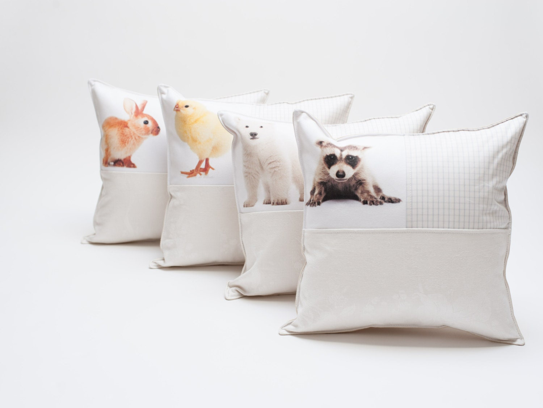 Animal Pillow For Baby : baby animal pillows