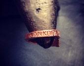 SANKOFA Ring