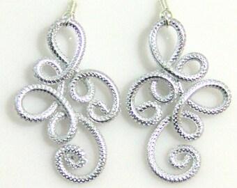 Looptastic Dangle Earrings
