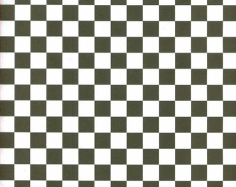 BLACK/WHITE Checkered Racing Race 12x12 Scrapbook Paper | Nascar | Scrapbooking