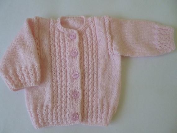 ensemble fille nouveau n tricot s ensemble b b cadeau par pitusa. Black Bedroom Furniture Sets. Home Design Ideas