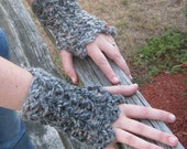 easy beginner lace crochet fingerless simple cuffs gloves digital instant pattern teens ladies fun gift so easy it's sinful simple