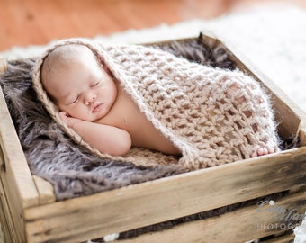 Newborn Baby Nest-Cocoon-Infant Photo Prop