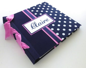 Scrapbook or Photo album 12x12 -Design Your Own Cover