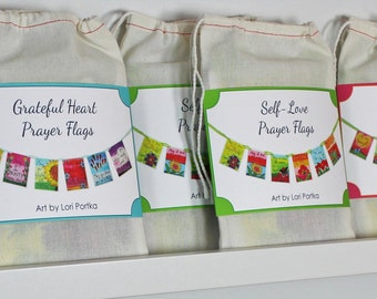 2 Prayer Flags : 20% Off! (Your Choice)