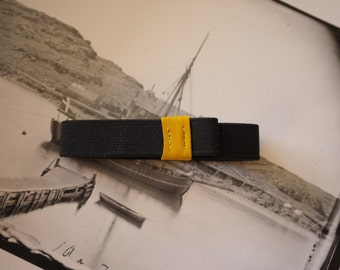 Small Bandolier - Yellow Leather