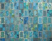 Rear Window Quilt Pattern by Blue Underground Studios