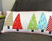 Tree Hugger Pillow pattern (CLPSGD006) - Cut Loose Press