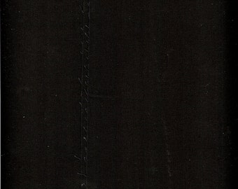 Sale!  9 to 10 oz black duck canvas - 100% cotton - by the piece - 1 yard 15inches