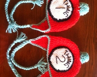 Thing 1 or Thing 2 Hat