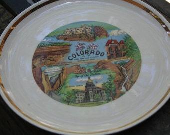 Fancy Colorado Plate