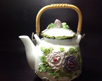 Norleans Ceramic Teapot Japan