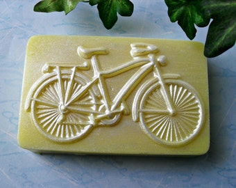 Bicycle Handcrafted Soap Gift Soap