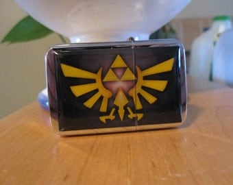 Zelda Family Crest Refillable Windproof Lighter