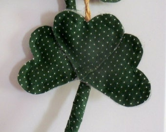 Shamrocks Set Of Two