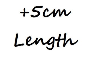 Add 5cm Length