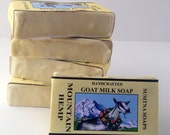 Handcrafted Mountain Hemp Goat Milk Soap by Susitina Soaps