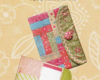 Just A Note note keeper pattern by Sherri K. Falls for This & That Patterns