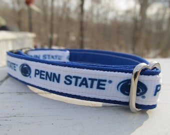 Penn State Cat or Small Dog Collar