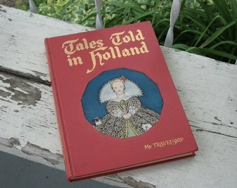 Tales from Holland, 1950s, My Travelship Book