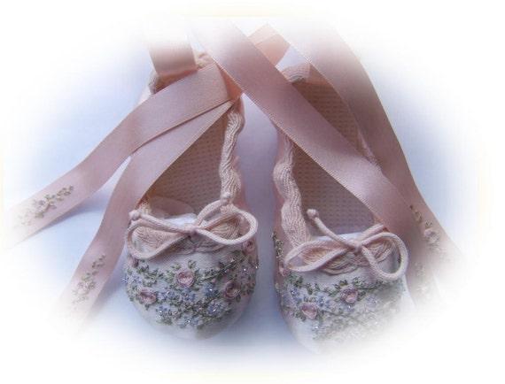 PDF Pattern - Ballet Shoes